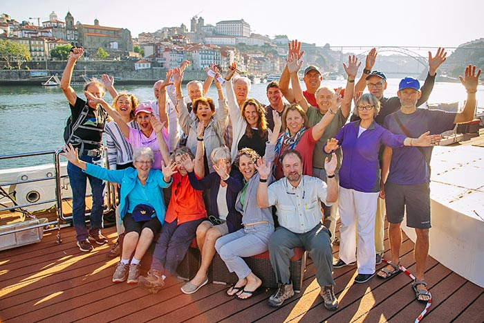 Portugal's Douro Full Ship River Cruise Walking & Hiking Tour