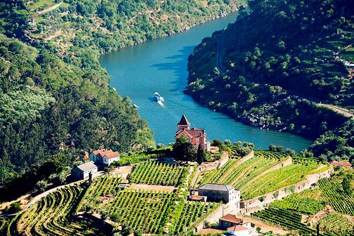 Portugal's Douro Full Ship Celebration River Cruise Walking & Hiking Tour