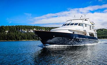 Alaska Ocean Cruises