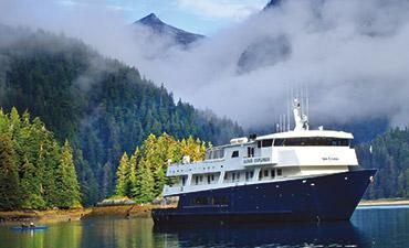 Alaska Ocean Cruise thumb