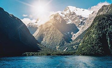 New Zealand Ocean Cruise