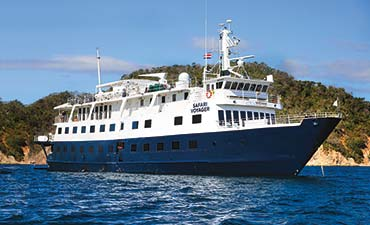 Costa Rica and Panama Ocean Cruise