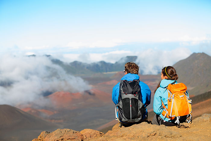 Haleakala Hiking |  Maui Family Multi-Adventure Tour - Teens & Kids | Backroads