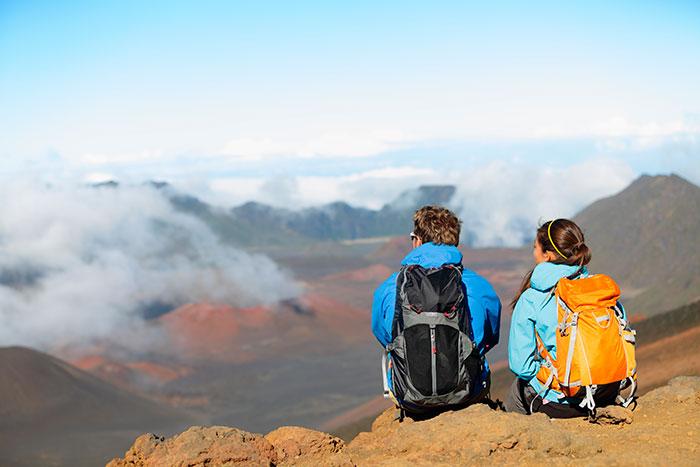 Haleakala Hiking    Maui Family Multi-Adventure Tour - Teens & Kids   Backroads