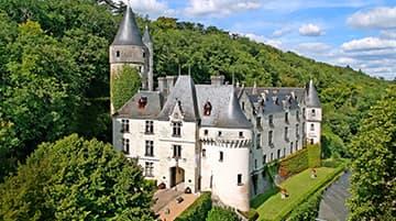 Château de Chissay, Loire Valley, France