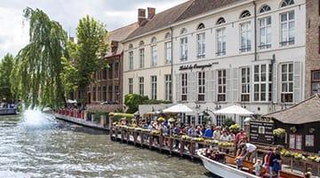Hotel De Orangerie, Brugge, Belgium