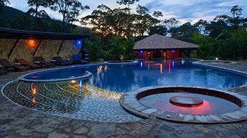 Río Celeste Hideaway Hotel, Costa Rica