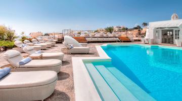 Vedema Luxury Resort Oia, Santorini, Greece