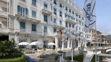 Grand Hotel Miramare, Cinque Terre, Italy