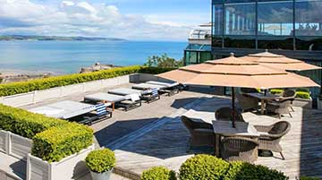 St. Brides Spa Hotel, Wales, United Kingdom