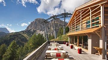 Col Pradat Lodge, Italy