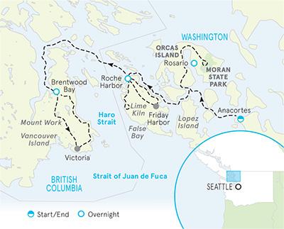 San Juan Islands Multi-Adventure Tour: Biking & Hiking ... San Juan Island Map on seattle map, lopez island map, camano island map, caribbean islands map, bainbridge island map, oak harbor, orcas island map, strait of juan de fuca map, spieden island, whidbey island map, sucia island map, puget sound map, lopez island, point roberts, san juan county, barnes island, washington islands map, shaw island, canoe island, whidbey island, olympic peninsula map, strait of juan de fuca, blakely island, satellite island, hawaii islands map, vashon island map, bermuda islands map, lummi island map, roche harbor, friday harbor map, camano island, fidalgo island map, allan island, vancouver island map, friday harbor, battleship island, gulf islands, patos island map,