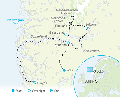 Norway Hiking Tours Hiking In Norway Walking Tour