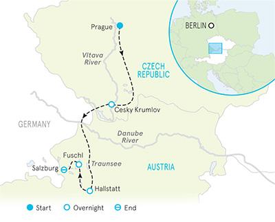 Austria Hiking Tours | Czech Republic Hiking Tours | Backroads