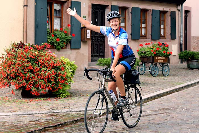 Backroads Champagne & Alsace Family Bike Tour - 20s & Beyond