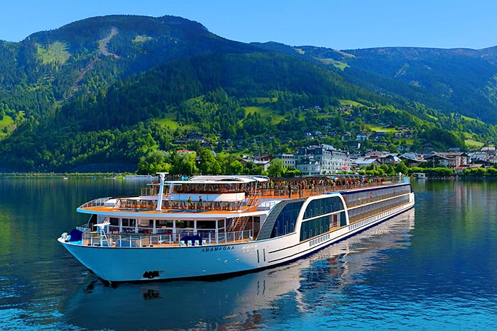 Danube River Cruise For Families
