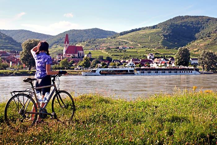 Backroads Danube River Cruise Full Ship Celebration Family Bike Tour - Older Teens & 20s