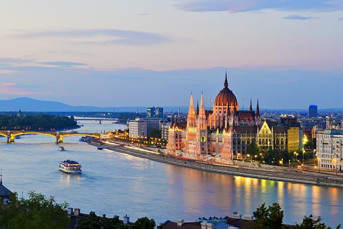 Backroads Danube River Cruise Full Ship Celebration Family Bike Tour - 20s & Beyond
