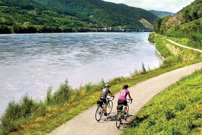 Danube River Cruise Family Full Ship Celebration Bike Tour - Younger Kids