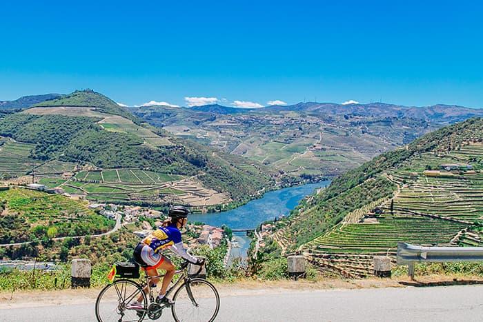 Douro River Cruise Family Bike Tour - Older Teens & 20s