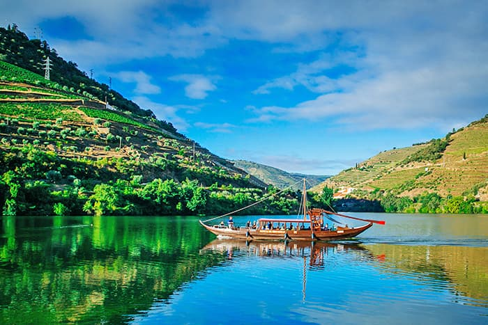 Douro River Valley Wine Tasting, Portugal