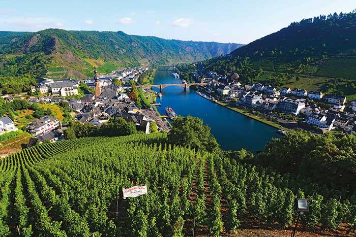 Rhine River, Europe