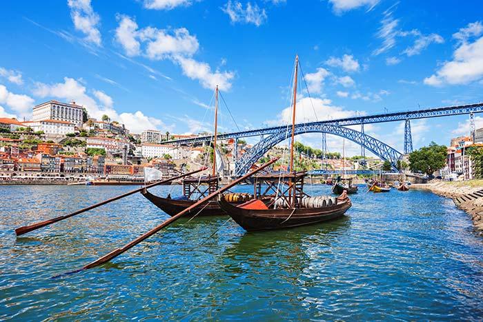 Portugal's Douro River Cruise Full Ship Celebration Family Bike Tour - 20s & Beyond | Backroads