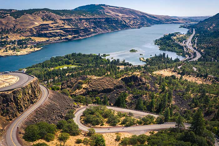 Backroads Columbia River Gorge & Mount Hood Family Multi-Adventure Tour - 20s & Beyond