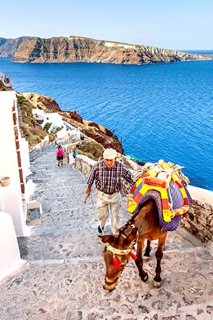 Santorini & Crete Family Multi-Adventure Tour - 20s & Beyond | Backroads