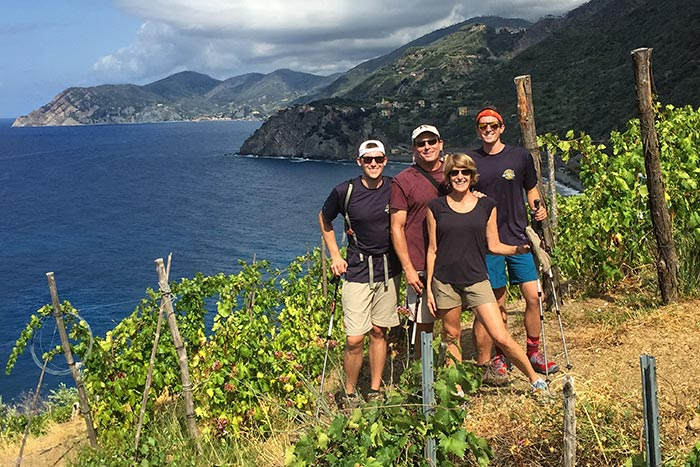 Cinque Terre & Tuscany Family Multi-Adventure Tour - 20s & Beyond