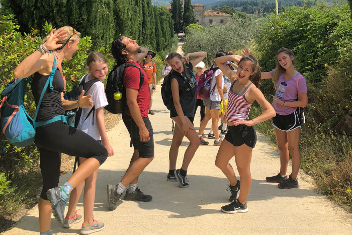 Backroads Cinque Terre & Tuscany Family Multi-Adventure Tour - Kids & Teens