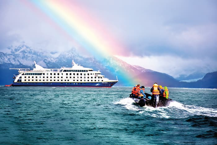 Backroads Chile Patagonia & Fjords Cruise Family Walking & Hiking Tour - Older Teens & 20s