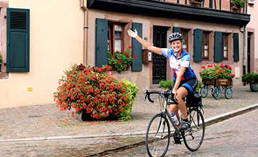 Champagne & Alsace Family Bike Tour - 20s & Beyond | Backroads