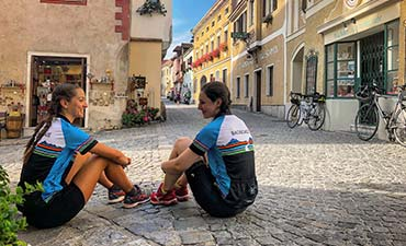 Danube River Cruise Family Bike Tour - 20s & Beyond