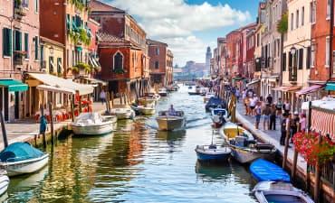 Venice to Croatia Ocean Cruise Family Bike Tour - 20s & Beyond