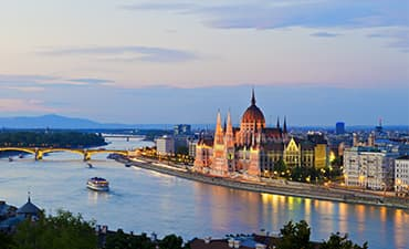 Danube River Cruise Full Ship Celebration Family Bike Tour - 20s & Beyond