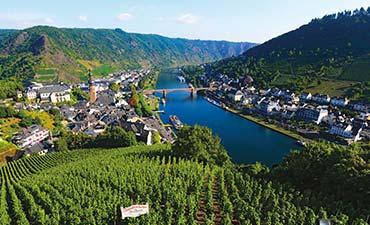 Rhine River Cruise Family Bike Tour - 20s & Beyond
