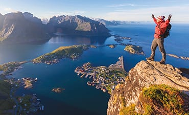 Norway's Lofoten Islands Family Walking & Hiking Tour - 20s & Beyond | Backroads