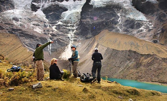 Peru trekking tour