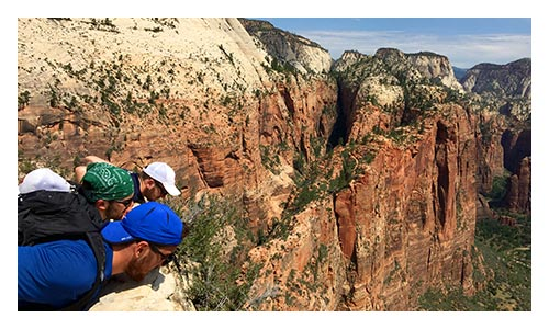 Bryce, Zion & Grand Canyon Family Multisport Deluxe Camping Tours
