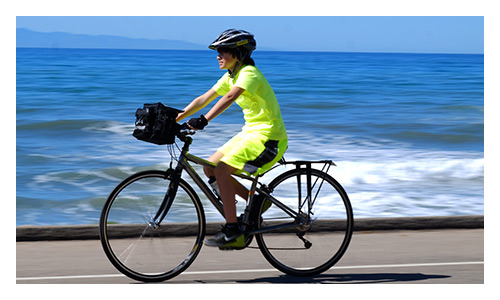 Santa Barbara & Ojai Valley Family Biking Tours