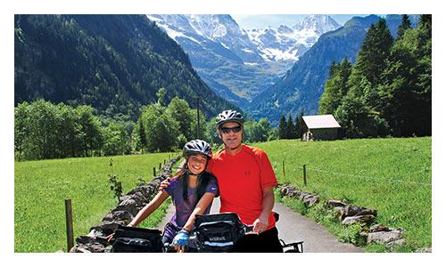 Switzerland Family Multisport Tours