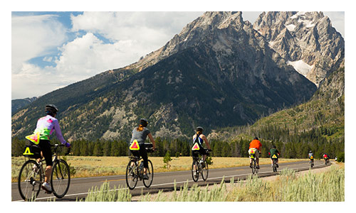 Yellowstone & Tetons Family Multisport Tours