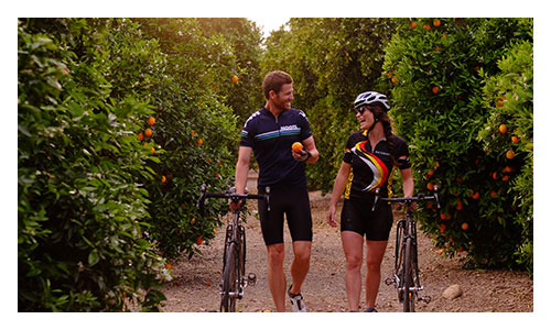 Santa Barbara and Ojai Valley Bike Tour