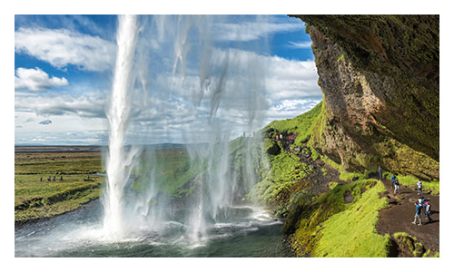 Southwestern Iceland Walking and Hiking Tour