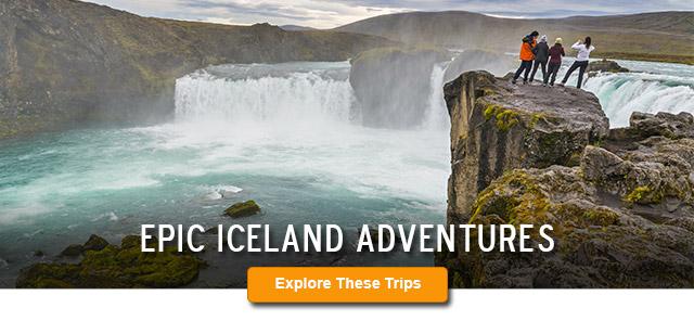 Backroads Iceland Trips