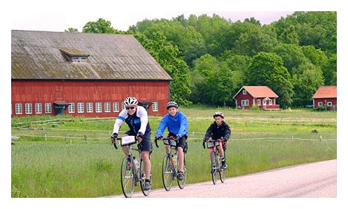 Stockholm to Copenhagen Family Bike Tour