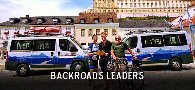 Backroads Trip Leaders