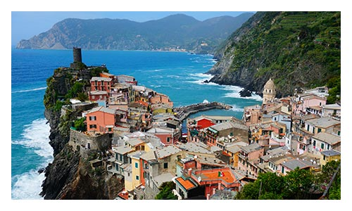 Cinque Terre and Tuscany Hiking Tour