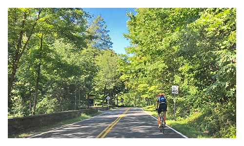 Hudson Valley Bike Tour